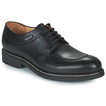 鞋子 男士 德比 Pellet Magellan 黑色