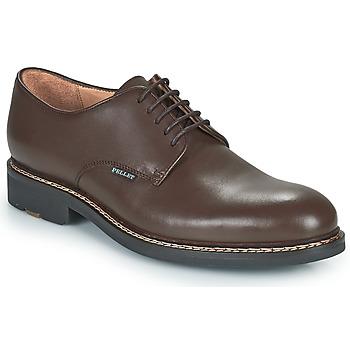 鞋子 男士 德比 Pellet Nautilus 棕色