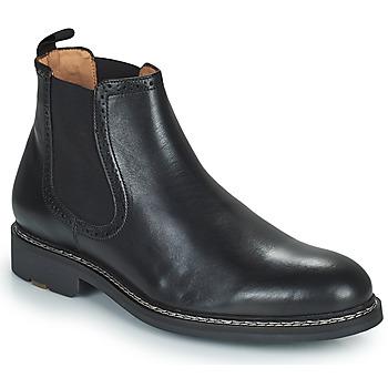 鞋子 男士 短筒靴 Pellet RAYMOND 黑色