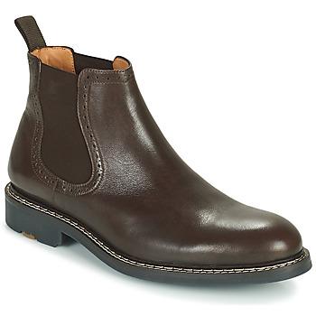 鞋子 男士 短筒靴 Pellet RAYMOND 棕色