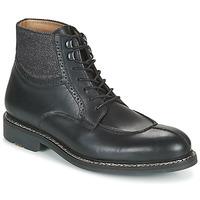 鞋子 男士 短筒靴 Pellet ROLAND 黑色