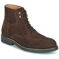 鞋子 男士 短筒靴 Pellet ROLAND 棕色