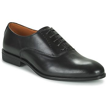 鞋子 男士 德比 Pellet ACHILLE 黑色