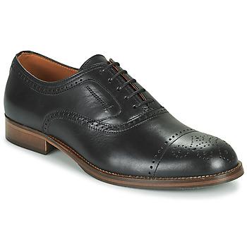 鞋子 男士 德比 Pellet ABEL 黑色