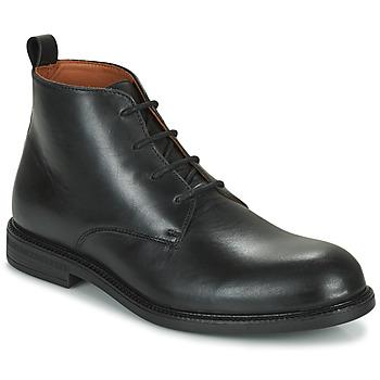 鞋子 男士 短筒靴 Pellet BAPTISTE 黑色