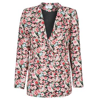 衣服 女士 外套/薄款西服 Betty London OBIMBA 黑色 / 玫瑰色