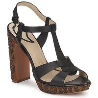 鞋子 女士 凉鞋 Etro 艾特罗 NU-PIEDS 3763 黑色
