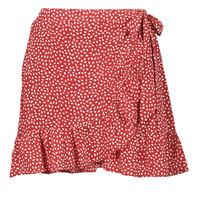 衣服 女士 半身裙 Betty London OLINDA 红色 / 白色