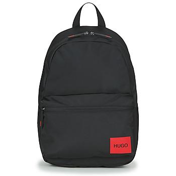 包 男士 双肩包 HUGO - Hugo Boss Ethon_Backpack 黑色
