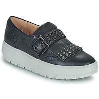 鞋子 女士 球鞋基本款 Geox 健乐士 KAULA 黑色