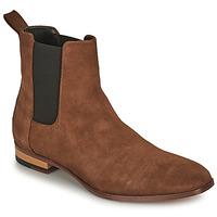 鞋子 男士 短筒靴 HUGO - Hugo Boss Cult_Cheb_sdwx 棕色