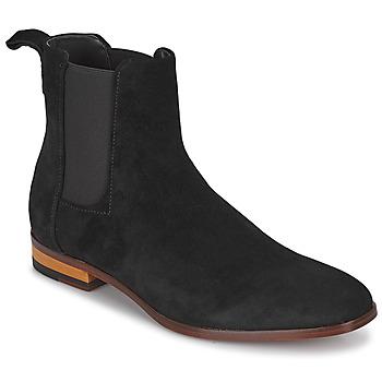 鞋子 男士 短筒靴 HUGO - Hugo Boss Cult_Cheb_sdwx 黑色