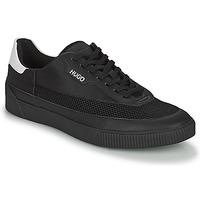 鞋子 男士 球鞋基本款 HUGO - Hugo Boss ZERO TENN 黑色