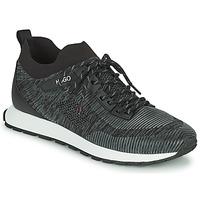 鞋子 男士 球鞋基本款 HUGO - Hugo Boss ICELIN RUNN 黑色