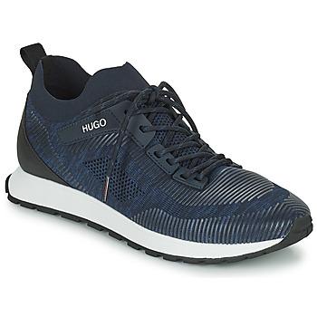 鞋子 男士 球鞋基本款 HUGO - Hugo Boss ICELIN RUNN 海蓝色