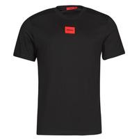 衣服 男士 短袖体恤 HUGO - Hugo Boss DIRAGOLINO 黑色 / 红色
