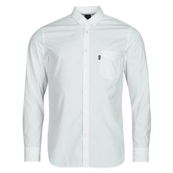 衣服 男士 长袖衬衫 BOSS MAGNETON 白色