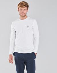衣服 男士 长袖T恤 BOSS TACKS 白色