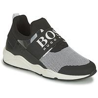鞋子 球鞋基本款 BOSS NATINA 黑色 / 白色