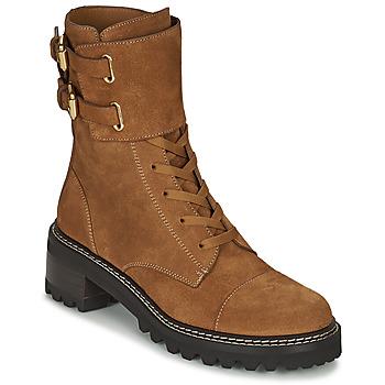 鞋子 女士 短靴 See by Chloé MALLORY 棕色