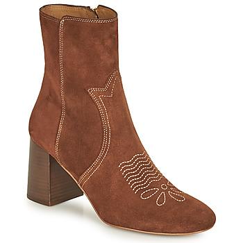 鞋子 女士 短靴 See by Chloé LIZZI 棕色