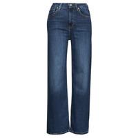 衣服 女士 喇叭牛仔裤 Pepe jeans LEXA SKY HIGH 蓝色