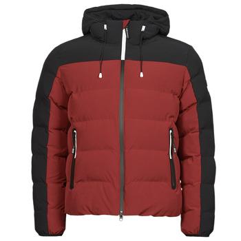 衣服 男士 羽绒服 EA7 EMPORIO ARMANI TRAINING CASUAL SPORTY 黑色 / 红色