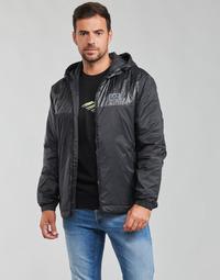衣服 男士 夹克 EA7 EMPORIO ARMANI TRAIN LOGO SERIES 黑色