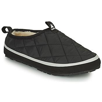 鞋子 女士 拖鞋 KAMIK PUFFY 黑色
