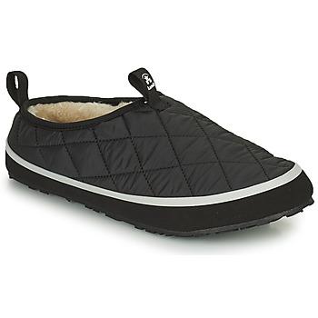 鞋子 男士 拖鞋 KAMIK PUFFY 黑色