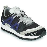 鞋子 男士 球鞋基本款 Emporio Armani BOLINNA 黑色 / 白色 / 蓝色