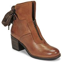 鞋子 女士 短靴 Casta PONTA 棕色
