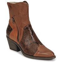 鞋子 女士 短靴 Casta DOST 棕色