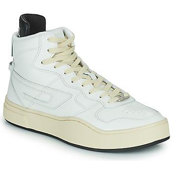鞋子 男士 高帮鞋 Diesel 迪赛尔 S-UKIYO MID 白色