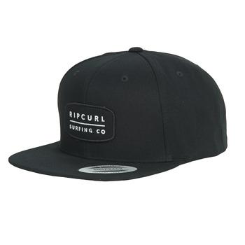 纺织配件 男士 鸭舌帽 Rip Curl 里普柯尔 DRIVEN SB CAP 黑色