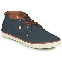 鞋子 男士 高帮鞋 Faguo WATTLE 海蓝色 / 棕色