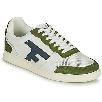 鞋子 男士 球鞋基本款 Faguo HAZEL 白色 / 卡其色