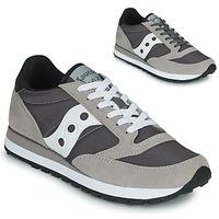 鞋子 球鞋基本款 Saucony JAZZ ORIGINAL 灰色 / 白色