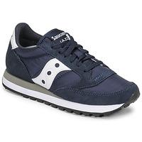 鞋子 球鞋基本款 Saucony JAZZ ORIGINAL 海蓝色 / 白色