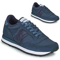 鞋子 球鞋基本款 Saucony JAZZ ORIGINAL 海蓝色