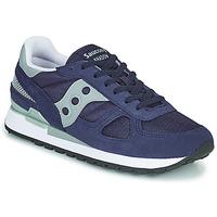 鞋子 男士 球鞋基本款 Saucony SHADOW ORIGINAL 海蓝色 / 灰色