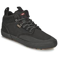鞋子 男士 高帮鞋 Globe MOTLEY MID 黑色