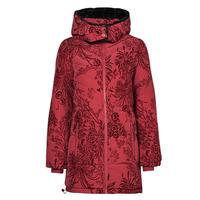 衣服 女士 羽绒服 Desigual JAPAN 红色
