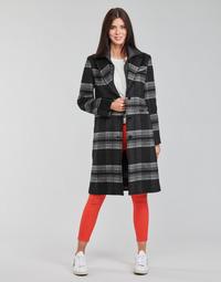衣服 女士 大衣 Desigual CHRISTIE 黑色