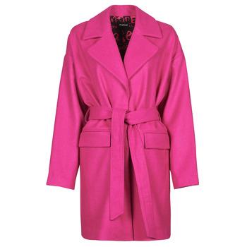 衣服 女士 大衣 Desigual RUBI 玫瑰色