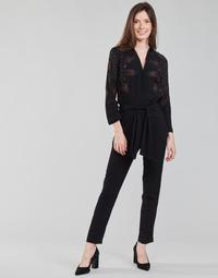 衣服 女士 连体衣/连体裤 Desigual NIAGARA 黑色