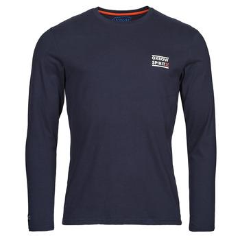 衣服 男士 长袖T恤 Oxbow N2TORJOK 海蓝色