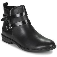 鞋子 女士 短筒靴 Marco Tozzi KARIMA 黑色