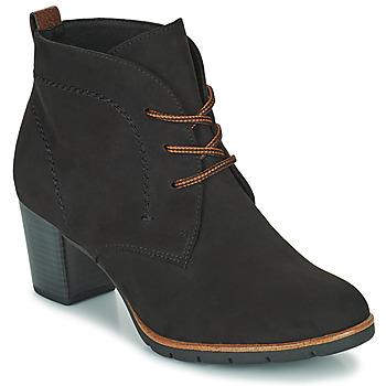 鞋子 女士 短靴 Marco Tozzi PELINDA 黑色