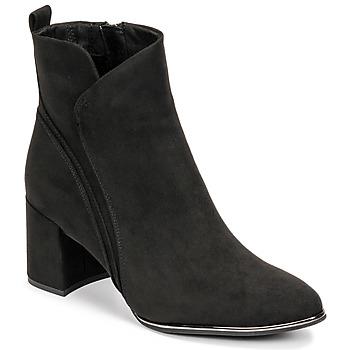 鞋子 女士 短靴 Marco Tozzi ARRANGA 黑色